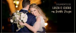 Luiza e Izaías são daquele tipo de casal que...
