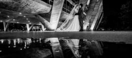 Um casamento clássico com toques contemporâne...