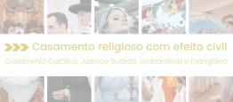 O que é casamento religioso com efeito civil?...