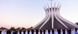 Casamento é uma cerimônia que celebra o amor...