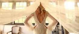 Se ter um vestido de noiva já é maravilhoso,...