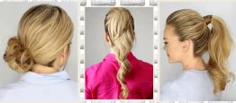5 Penteados DIY para Réveillon ORéveillon p...