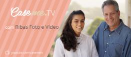Neste CaseMe TV Jorge e Larissa, doRibas Fot...