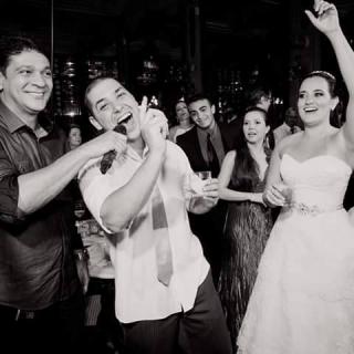 atração musical para casamentos