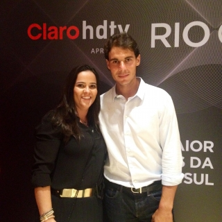 Rio Open - Players Party