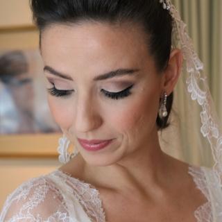 Linda!!!! Make e beleza assinados por mim, Alessandra Garcia.