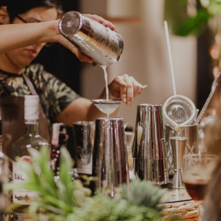Tábata Magarão - Head Bartender