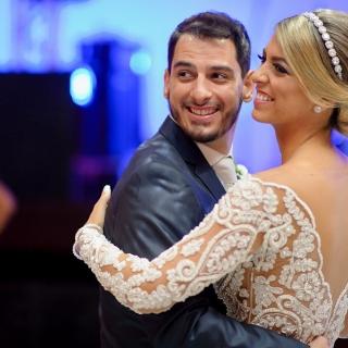 Céu de Tule | Casamento Bianca e Lucas - Fabio Bahiense