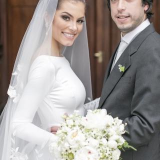 Bruna Hamu e Diego Moregola