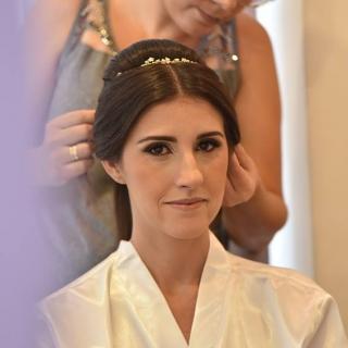 Make e beleza Alessandra Garcia