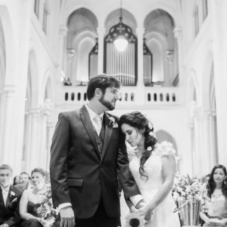 Casamento no MAM