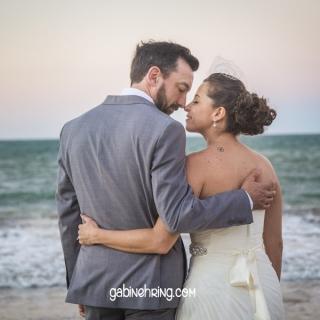 Céu de Tule | Casamento Cíntia e Chad - Gabi Nehring