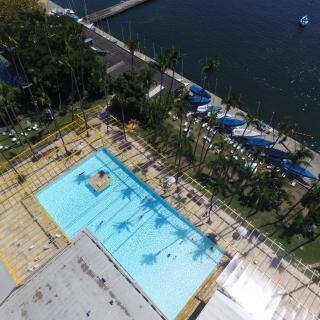 Iate Clube do Rio de Janeiro - Corporativo: Toldo
