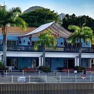 Iate Clube do Rio de Janeiro (Salão Nobre) - Lançamento: Toldo