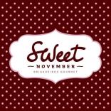 Sweet November Doces