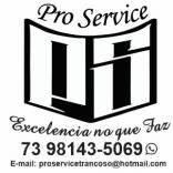 Pro service Trancoso