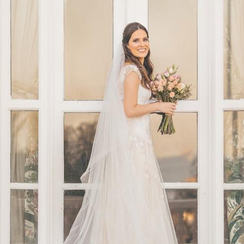 Vestido de noiva Fluido