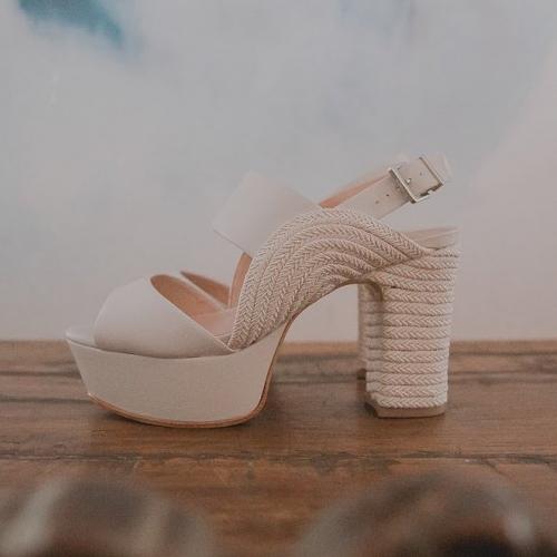 Sapatos 'boho' Schutz
