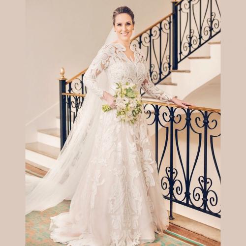Vestido Atelier Marie Lafayette