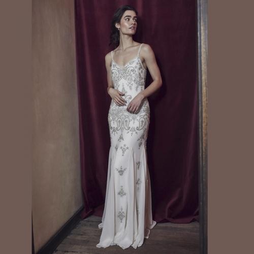 Vestido de noiva BHLDN