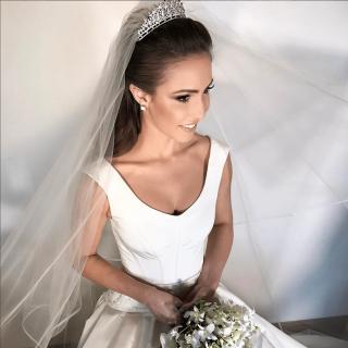 Beleza da noiva por Junior Mendes