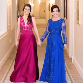 Vestidos de Mãe e Madrinha