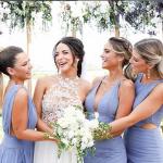 Vestido de noiva por Luciana Collet
