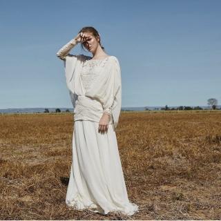 Vestido de noiva Julia Golldenzon
