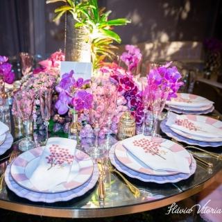 Mesa de Convidados por Marcelo Franchello