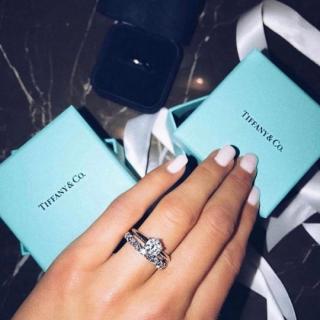 Aliança por Tiffany & Co