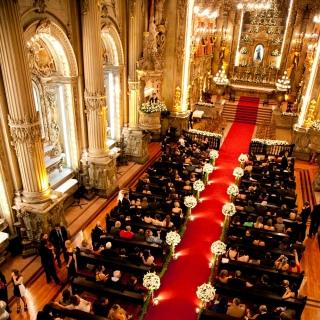 Cerimônia São Francisco de Paula
