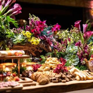Buffet por Rappanui Gastronomia