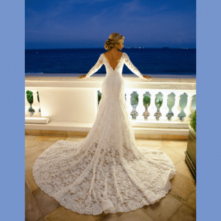 Vestido de Noiva Stella Fischer