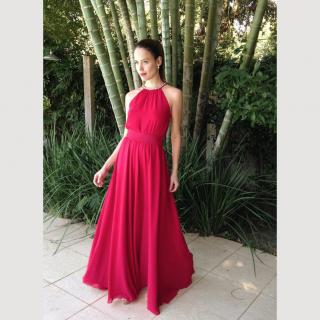 Vestido para Madrinha Julia Parker