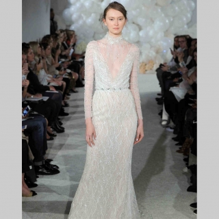 Vestido de Noiva Mira Zwillinger