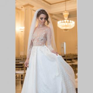 Vestido de noiva Carol Hungria STARS