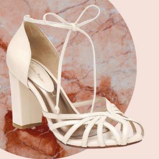 Sapato de Noiva Juliana Bicudo