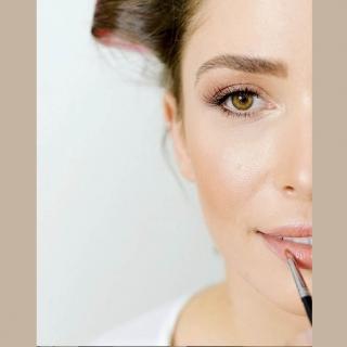 Maquiagem natural por tatmake
