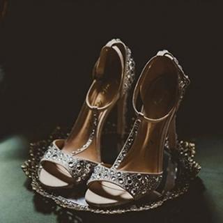 Sapatos de Noiva T-Strap