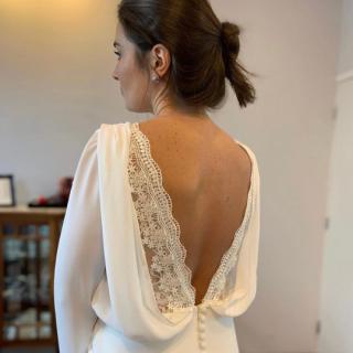 Vestido de noiva por Atelier Luit