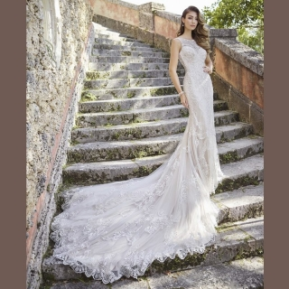 Vestido de noiva Martin Thornburg