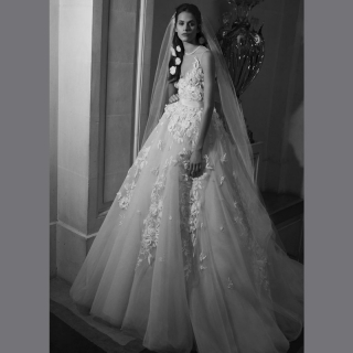 Vestido de noiva Elie Saab